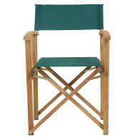 See more information about the Charles Bentley FSC Eucalyptus Hardwood Pair of Directors Chairs Green