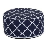 See more information about the Bentley Inflatable Foot Stool Navy Blue