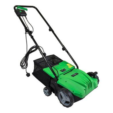 1500w Electric 2-in-1 Garden Scarifier & Aerator Lawn Raker