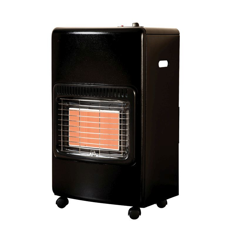 Gas Heater (Black)