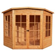 See more information about the Shire Hampton Garden Summerhouse 8' x 8'