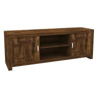 See more information about the Hampton Acacia Finish 2 Door 2 Shelf TV Unit