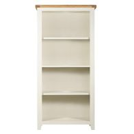 See more information about the Harmony White Large Bookcase