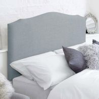 See more information about the Hawkshead Blue 6ft Super King Size Bed Headboard