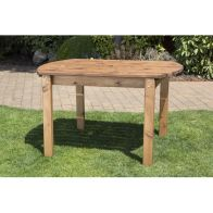 See more information about the 4 Seat Scandinavian Redwood Rectangular Garden Table