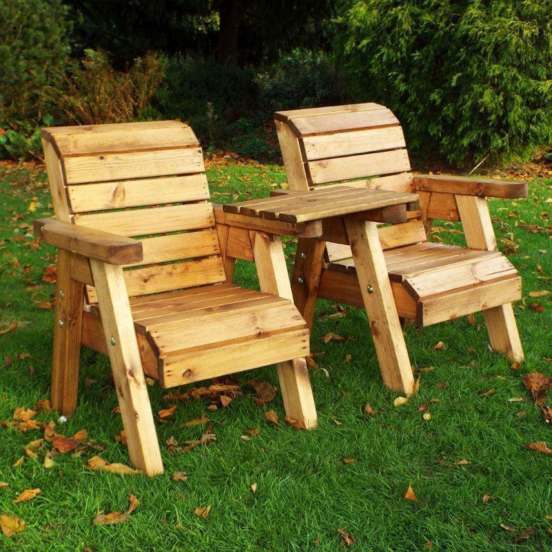 Outstanding Little Fellas 2 Seat Straight Redwood Kids Twin Companion Garden Seat Beatyapartments Chair Design Images Beatyapartmentscom