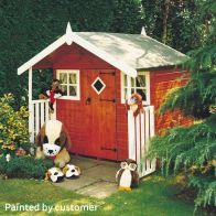 See more information about the Shire Hobby Garden Playhouse (6' x 4')