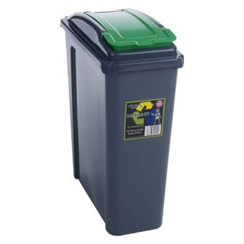 Rubbish & Recycle Bins