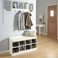 See more information about the Budget Shoe Storage White 8 Shelf