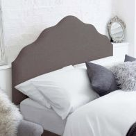 See more information about the Kettlewell Grey 3ft Single Bed Headboard