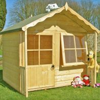 See more information about the Shire Kitty Garden Playhouse 5' x 4'