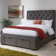 See more information about the Koln Double Bed Grey