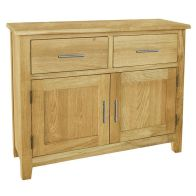 See more information about the Kansas 2 Door 2 Drawer Sideboard
