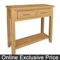 See more information about the Kansas Console Table