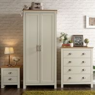 See more information about the Lancaster 3 Piece Cream Furniture Set