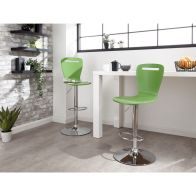 See more information about the Long Islan Pair Of Barstools Green