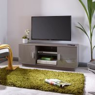 See more information about the Lima TV Unit Grey 2 Door 2 Shelf