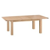See more information about the Monica Butterfly Dining Table Oak 6/8 Seater