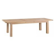 See more information about the Oak Dressing Table Natural Lime-Washed Oak with Dovetailed Joints