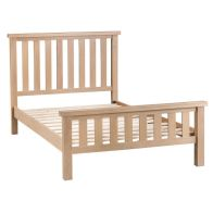 See more information about the Monica Double Bed Oak