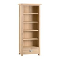 See more information about the Monica Oak Bookcase