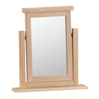 See more information about the Monica Vanity Mirror Oak
