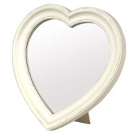See more information about the Innova Casa Heart Wall Mirror