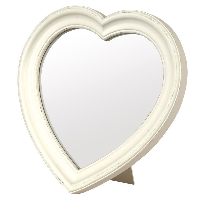 Innova Casa Heart Wall Mirror