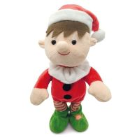 See more information about the Indoor Animated Singing Elf Christmas Decoration