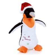 See more information about the Indoor Animated Flapping Penguin Christmas Decoration