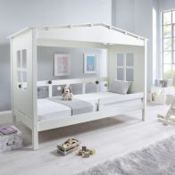 See more information about the Mento Treehouse Single Bed White