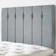 See more information about the Ambleside Weave Fabric Blue 6ft Super King Size Bed Headboard