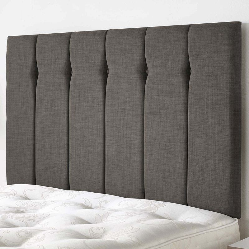 Ambleside Headboard Grey King Size