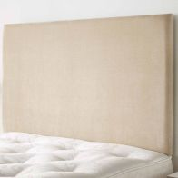 See more information about the Ardley Linen Fabric Brown 6ft Super King Size Bed Headboard