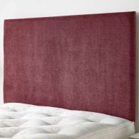 See more information about the Ardley Linen Fabric Red 6ft Super King Size Bed Headboard