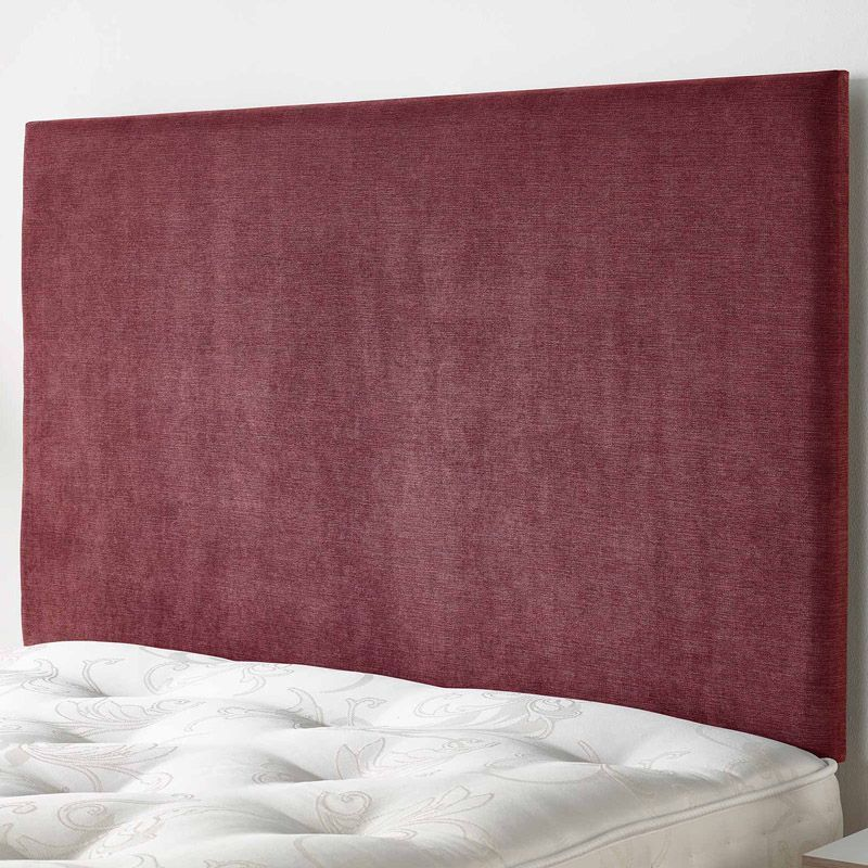 Ardley Headboard Red King Size