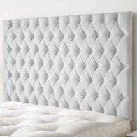 See more information about the Windermere Headboard Silver Single