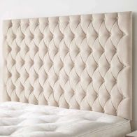 See more information about the Windermere Headboard Brown Single