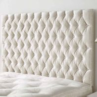 See more information about the Ladybower Headboard White Single