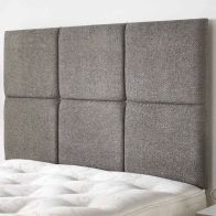 See more information about the Kirkconnell Headboard Grey Single