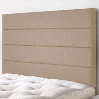 See more information about the Langston Headboard Brown Single