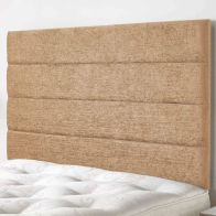 See more information about the Lune Headboard Brown Single