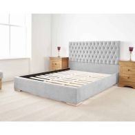 See more information about the Farnley Single Bed Silver