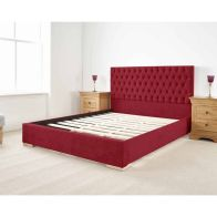 See more information about the Farnley Single Bed Red