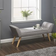 See more information about the Milan Window Seat Grey