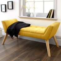 See more information about the Milan Window Seat Yellow