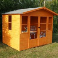 See more information about the Shire Milton Garden Summerhouse 8' x 8'