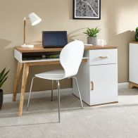 See more information about the Nordica Desk White
