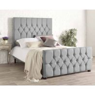 See more information about the Orchid Double Bed Grey
