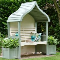 See more information about the AFK Premium Orchard Arbour Heritage Sage & Cream 2 Seat